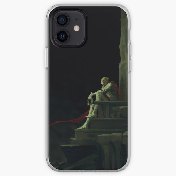 King of a dead world iPhone Soft Case