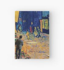 vincent, amy and the doctor Hardcover Journal
