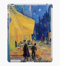 vincent, amy and the doctor iPad Case/Skin
