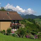 Chalet - Luzern Switzerland  by chijude