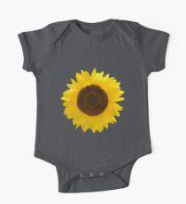 Sunflower One Piece - Short Sleeve