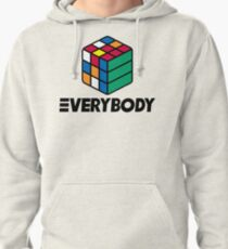 LOGIC CUBE EVERYBODY | ILLEST MERCH Pullover Hoodie
