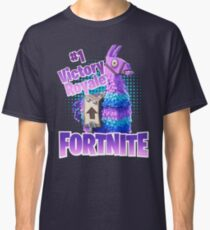Fortnite Victory Royale Lucky Llama Classic T-Shirt