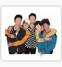 Why Dont We Phone Case  Sticker