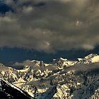 Mont Blanc shrouded by simonj