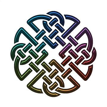Celtic Knot by jimirads