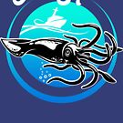 The Squid by SportsT-Shirts