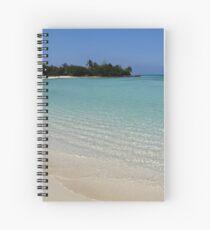 Gillam Bay - North End Spiral Notebook