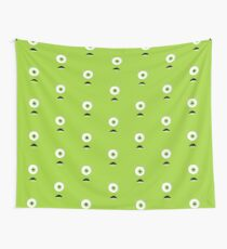 Monsters inc Mike Wall Tapestry