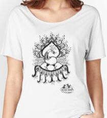 Peacock#1 Women's Relaxed Fit T-Shirt
