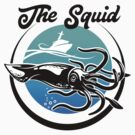 Squid by SportsT-Shirts