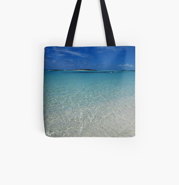 Bita Bay VII All Over Print Tote Bag