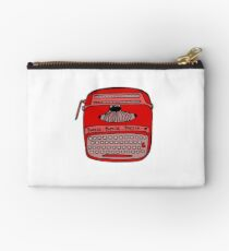 Poetry writing Studio Pouch