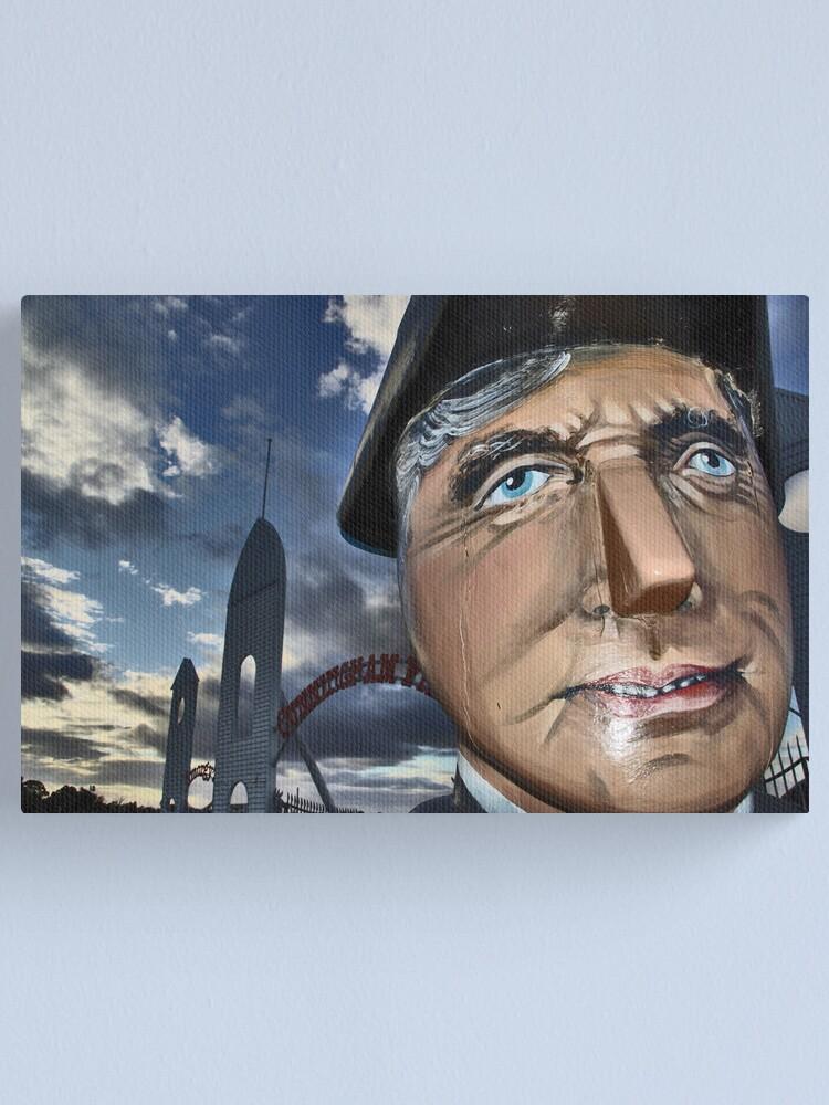 Alternate view of Hello sailor! Canvas Print