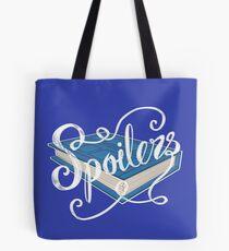 Spoilers.... Tote Bag
