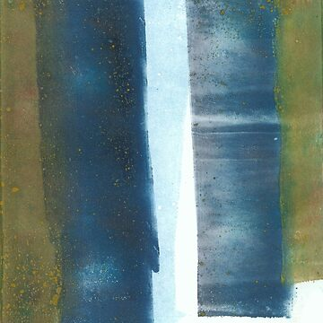 Monotype: Untitled I by megankoth