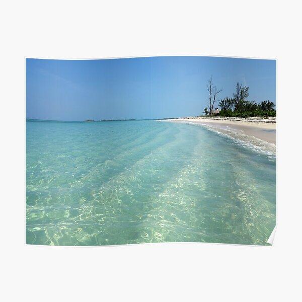 Waves of Sand - Bita Bay  Poster