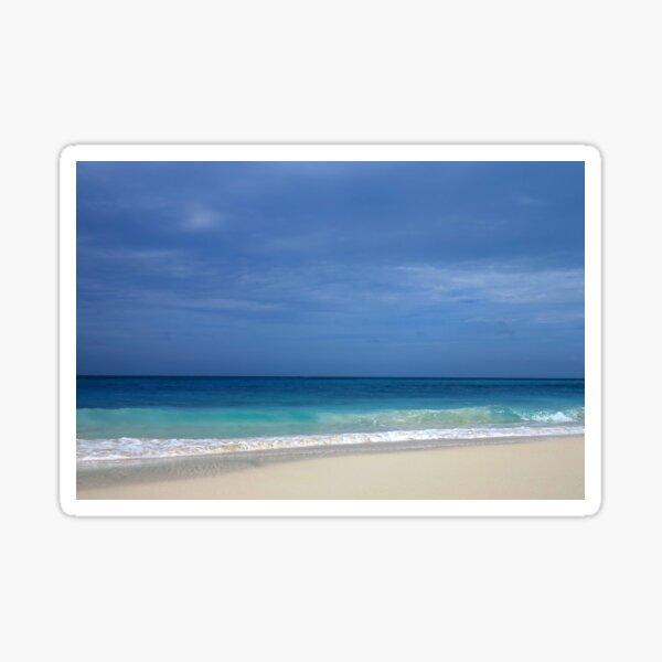 Ocean Blues  Sticker