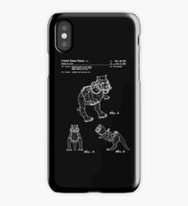 Star Wars Tauntauns Patent White iPhone Case