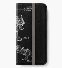 Star Wars Tauntauns Patent White iPhone Wallet/Case/Skin