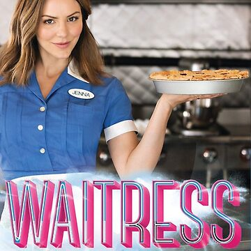 Katharine McPhee Waitress by sburns35