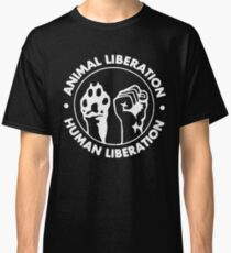 Human & Animal Liberation Classic T-Shirt