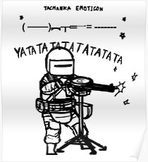 Lord tachanka emoticon Poster