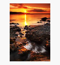 A New Day Begins Photographic Print