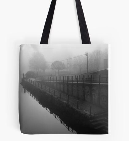 View From The Shakey Bridge Tote Bag