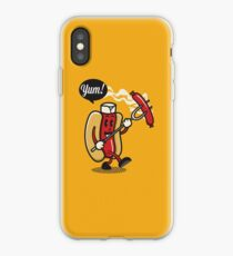 Cannibalism iPhone Case