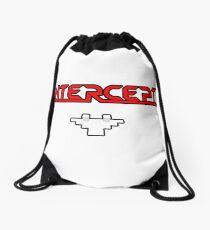 Intercept - Logo/Plane Drawstring Bag