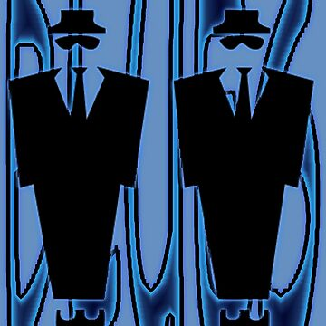 Blues Brothers Design by muz2142