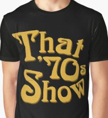 That '70s Show Graphic T-Shirt