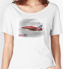 2014 Red Arrows - Duvets,  Phone Cases, Pillows etc Women's Relaxed Fit T-Shirt