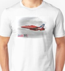 2014 Red Arrows - Duvets,  Phone Cases, Pillows etc Unisex T-Shirt