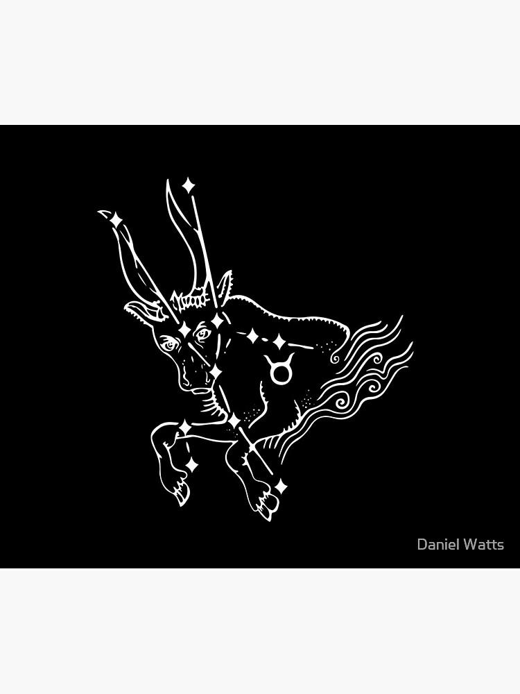 Stier-Konstellation von DanJohnDesign