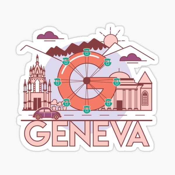 Geneva Sticker