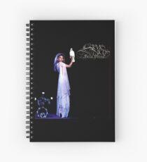 Stevie Tribute Spiral Notebook