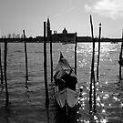 the gondola by Antonello Mariani