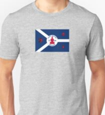 Flag of Fort Wayne T-Shirt