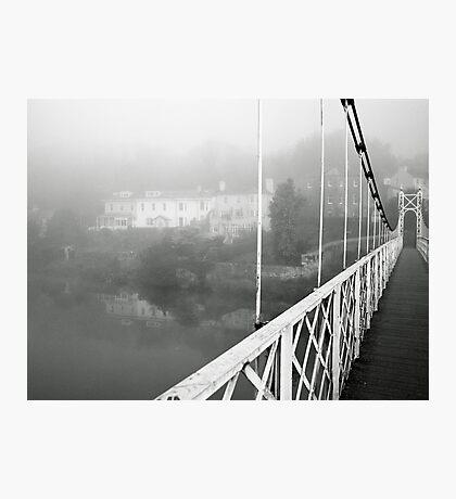 Shakey Bridge Photographic Print