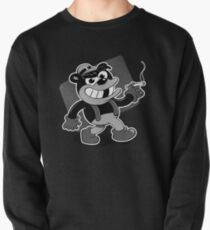 Smokey the Retro Bear Pullover