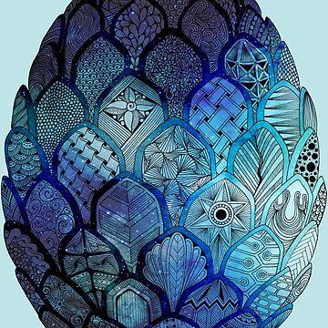 Dragon Egg by MagicMama