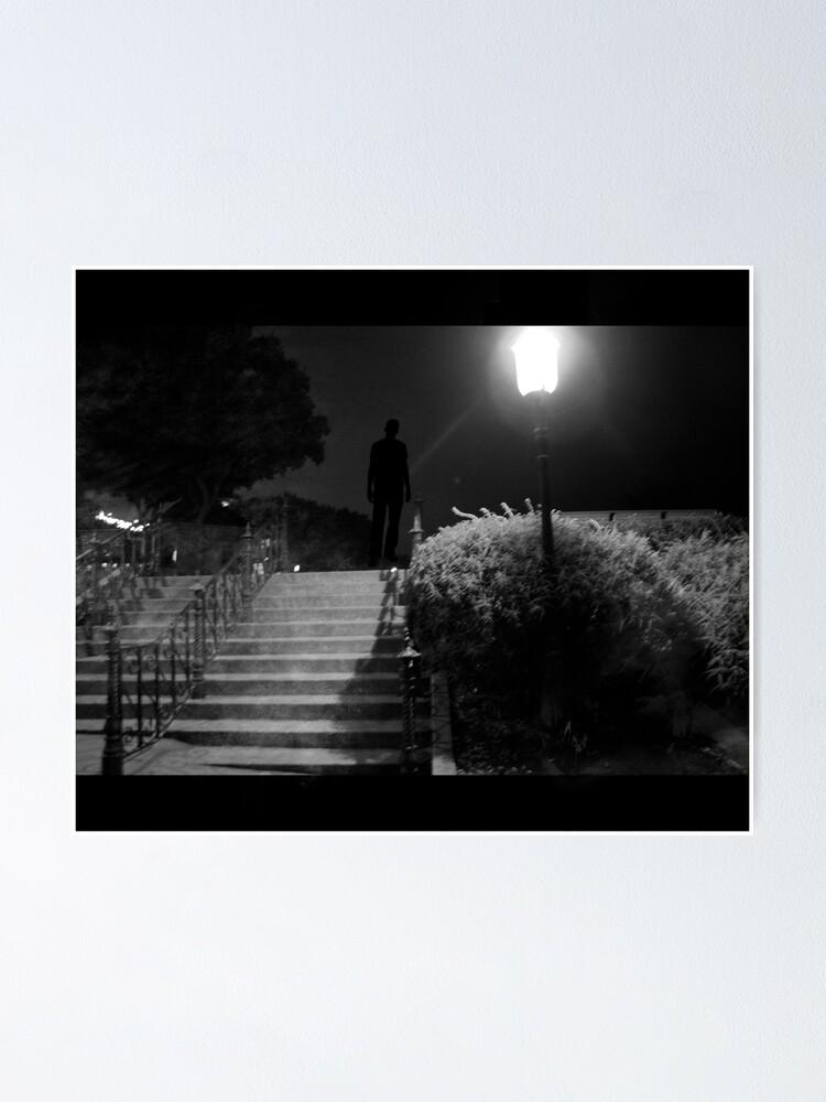 Alternate view of The killer awoke before dawn... Poster