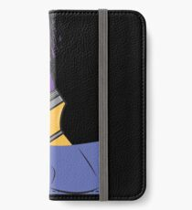Colorful Paint Brush iPhone Wallet/Case/Skin