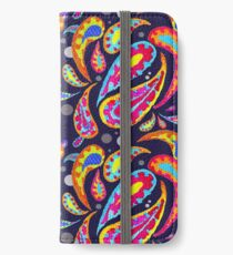 Paisley 1 iPhone Wallet/Case/Skin