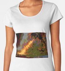 Drogon Mayhem Women's Premium T-Shirt