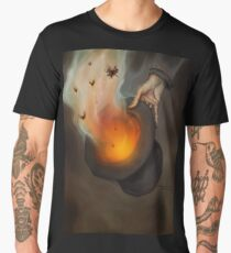 "Larman Clamor - ""Black Cylinder"" Men's Premium T-Shirt"