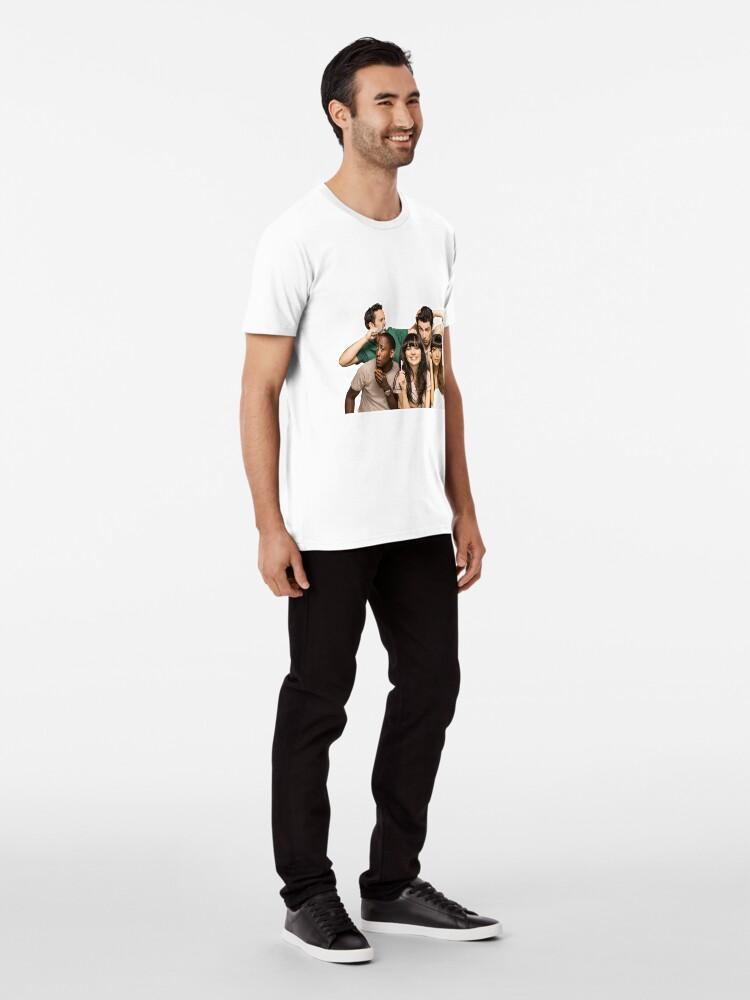 Alternative Ansicht von NEW GIRL Premium T-Shirt