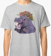 Fabulous Hippopotamus Classic T-Shirt